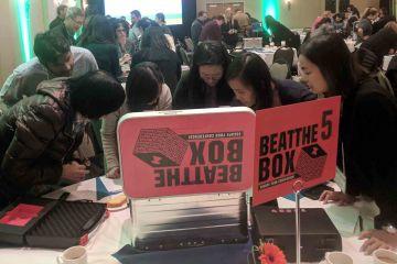 beat the box corporate escape game