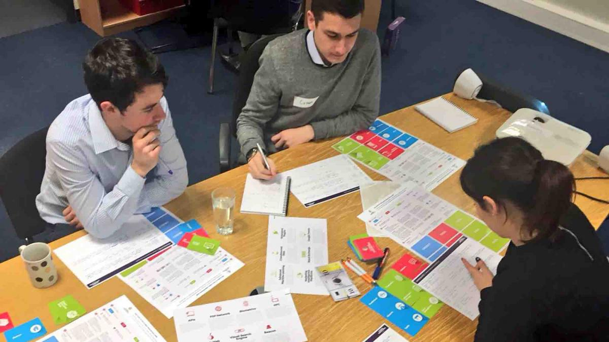 business game global innovation game catalyst uk