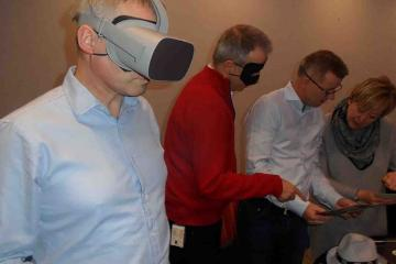 virtual reality business games  catalyst uk