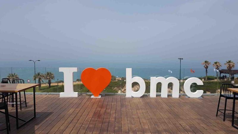 bmc building a dream catalyst israel