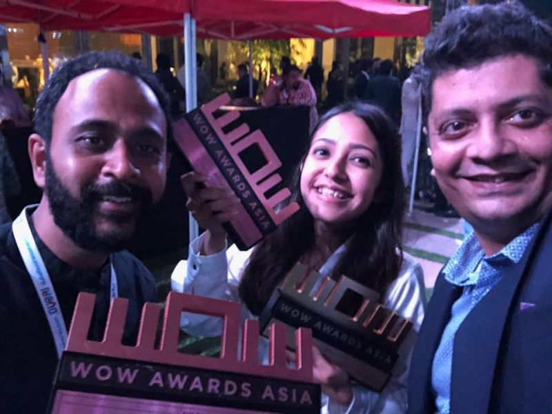 Wow Awards winners - Corporate team building activity of the year