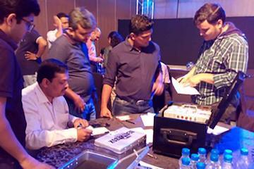 corporate escape game team building India