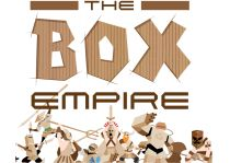 the box empire logo