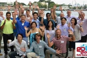 Catalyst Asia Zone 2014
