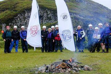 survival multi-day team building fun activity