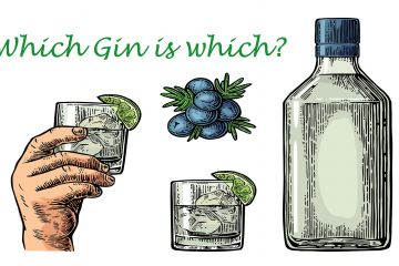 which gin is which?
