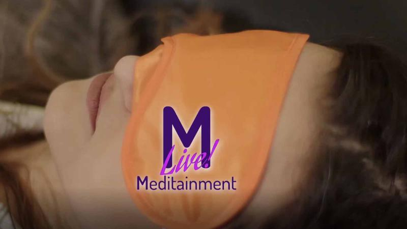 Meditainment Live! - Mindfulness for Wellbeing