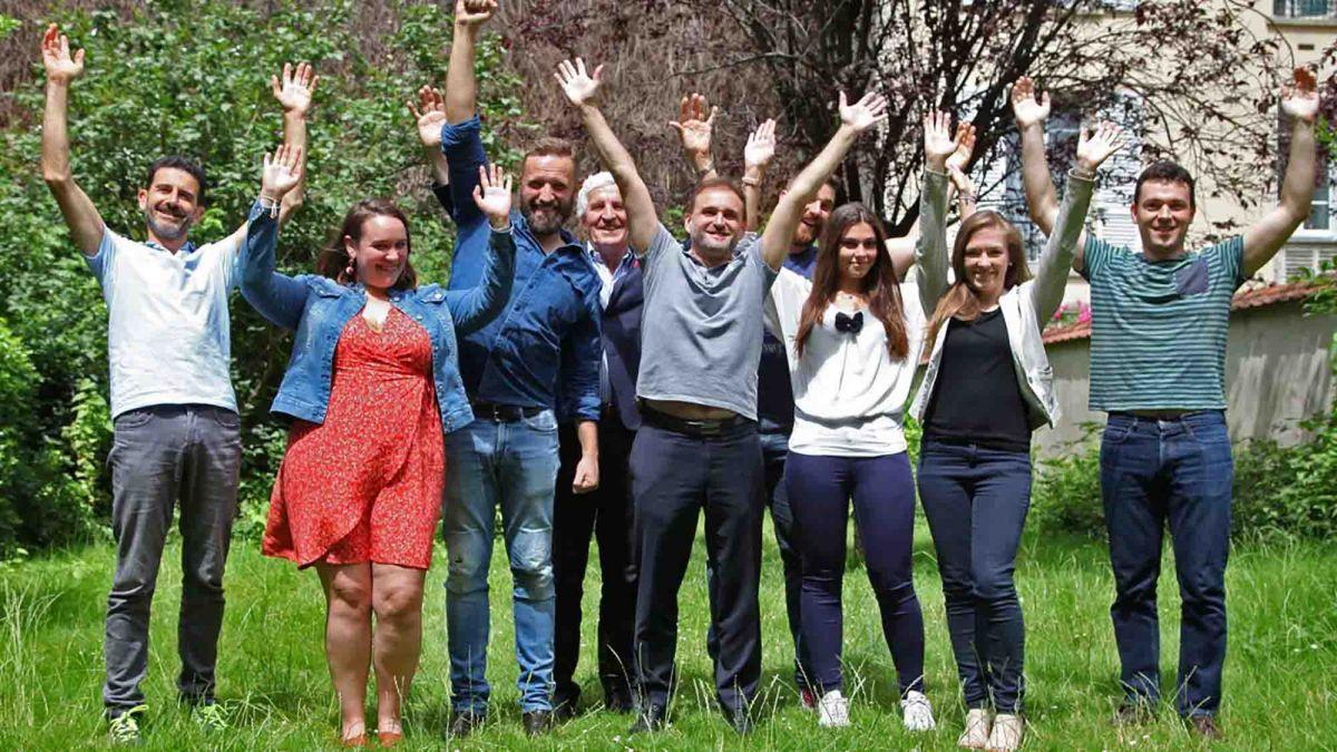 catalyst team building france