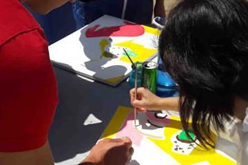 creative team building activity catalyst malta