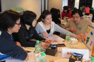 asean single currency team building programme