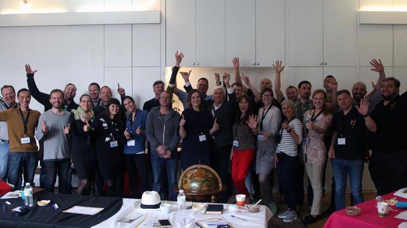 Catalyst Master Class Paris 2018