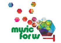 music for us logo