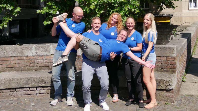 catalyst team building germany