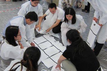 tshirt masterpiece creative team building event