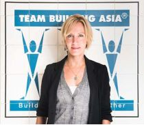 Natalie Buehlmann Lead Facilitator Team Building Asia