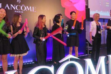 boom time live lancome