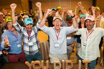 Dit is dé top 5 teambuilding activiteiten voor back to live