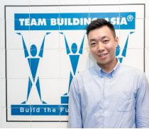 Kelvin Wong lead Facilitator at Team Building Asia