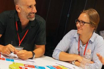 global innovation game teambuilding