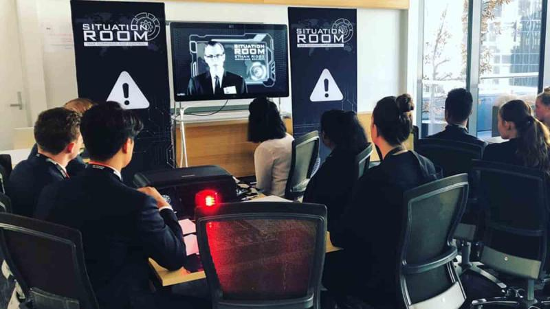 Situation Room with BNZ