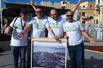 gps challenge malta