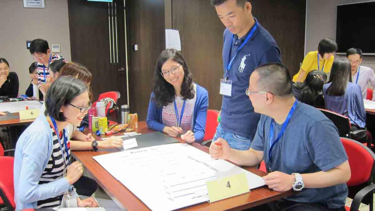 Teamledelse - Forstå og udvikl teamfærdigheder