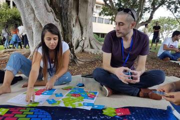 innovative team building activity catalyst israel