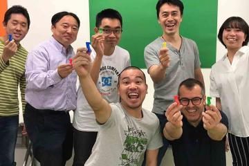 experiential business game catalyst japan