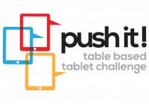 push it logo