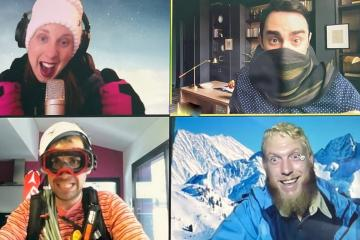 remote team building expedition