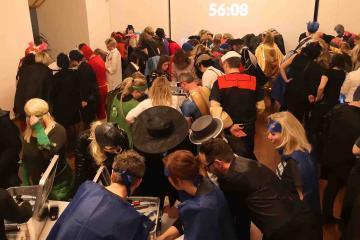escape game team building denmark