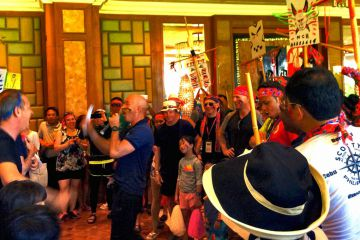 Two Tribes At Shangri-La's Mactan Resort & Spa - 200 Delegates Multinational Corporation