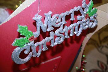 christmas themed creative team building