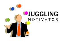 juggling motivator logo