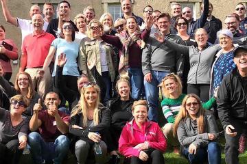 Corporate Team Building Days