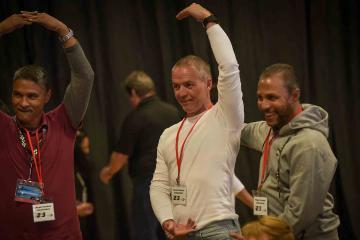 conference team energiser