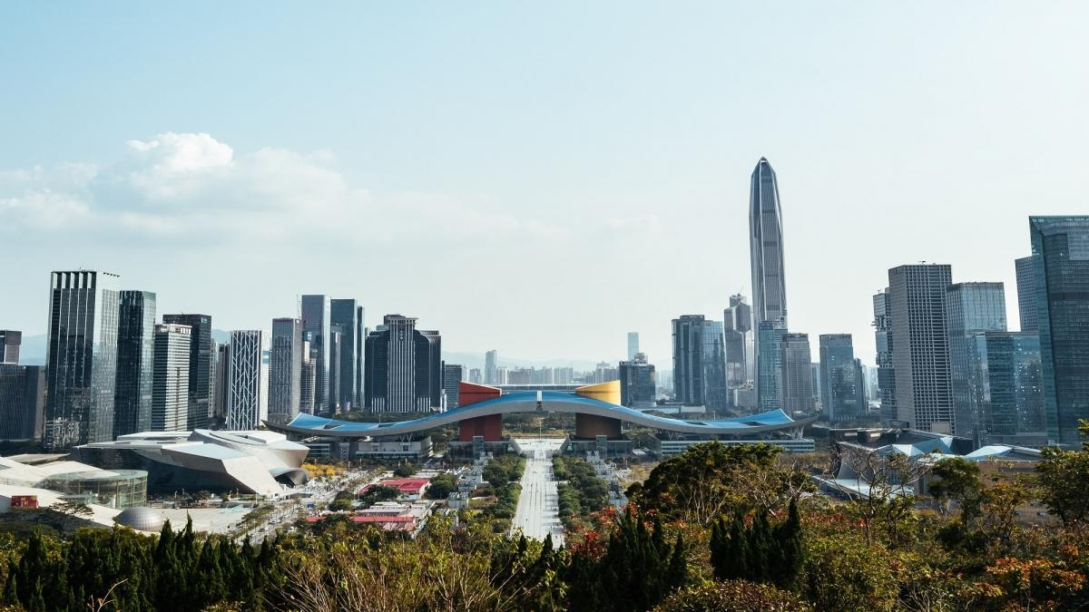 Team building in Shenzhen