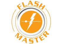 flash master logo