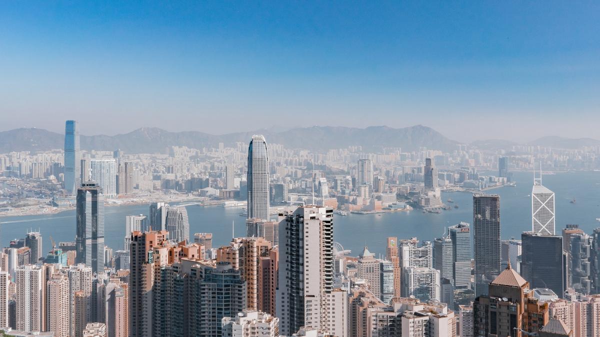 Team building in Hong Kong