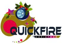 Quickfire Christmas Logo