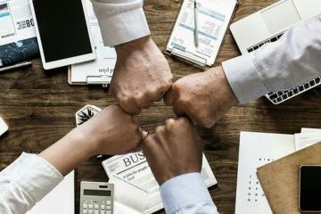 team building impact on business results