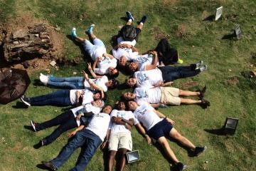 Axiata Go team