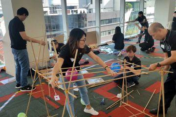 bridging the divide innovative team building