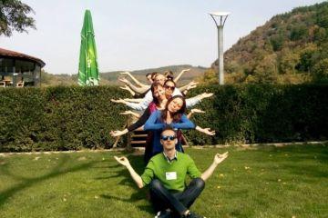 Go Team fun team building in Bulgaria