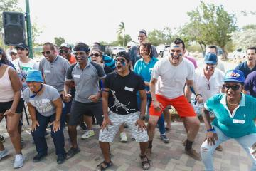 haka action curacao
