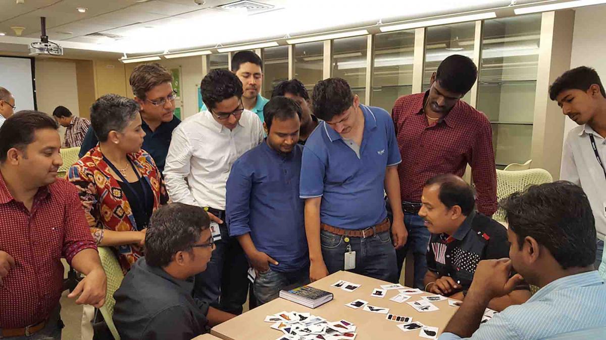 decision making team building India