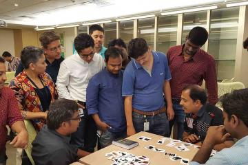 decision making team building India