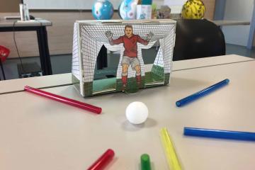 quickfire soccer fun team building activity