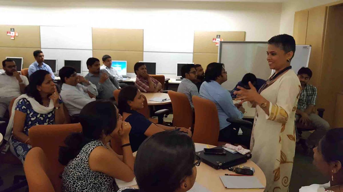 communication team building India