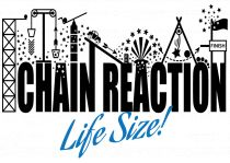 chain reaction lifesize logo